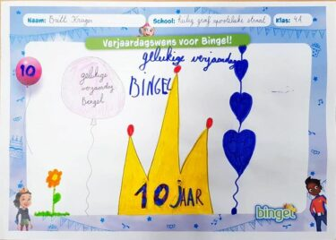 Bingel avatar inzending #2973