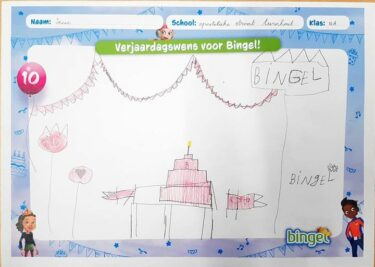 Bingel avatar inzending #2969