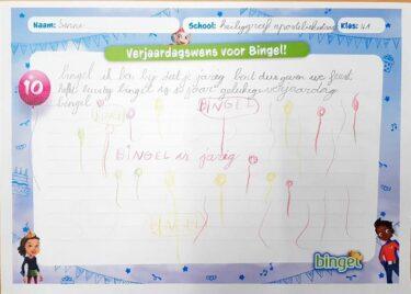 Bingel avatar inzending #2970