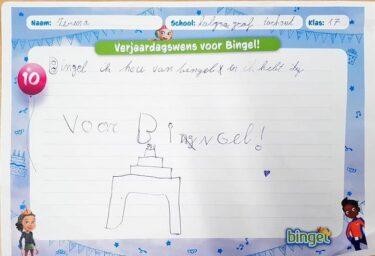 Bingel avatar inzending #2967